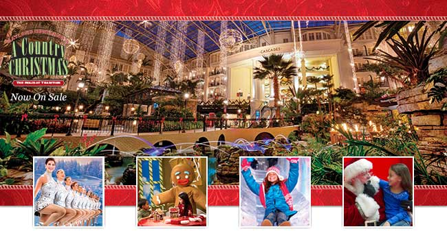 Christmas at Gaylord Opryland is Upon Us