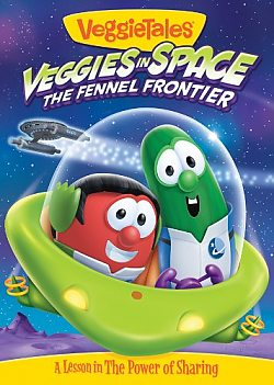 Veggie Tales Veggies in Space