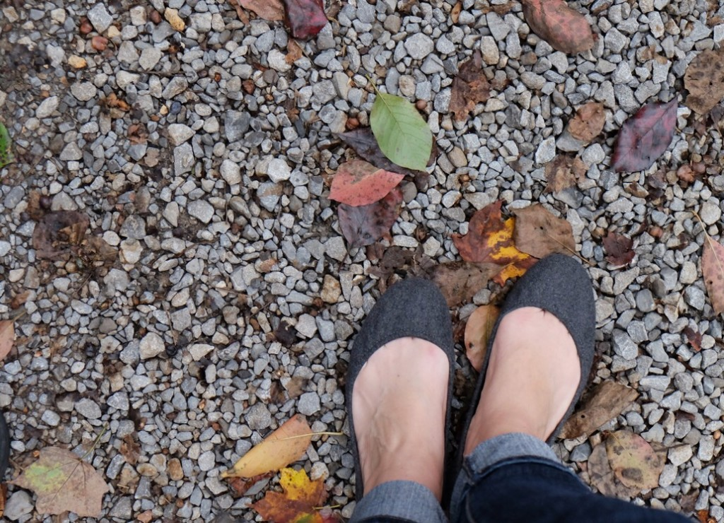 Tieks Fall Shoes