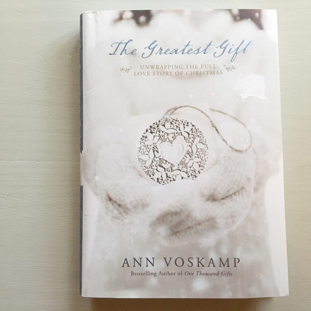 The Greatest Gift Advent Book Study | MeghanTucker.com