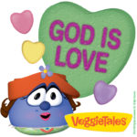 God is Love - Veggie Tales