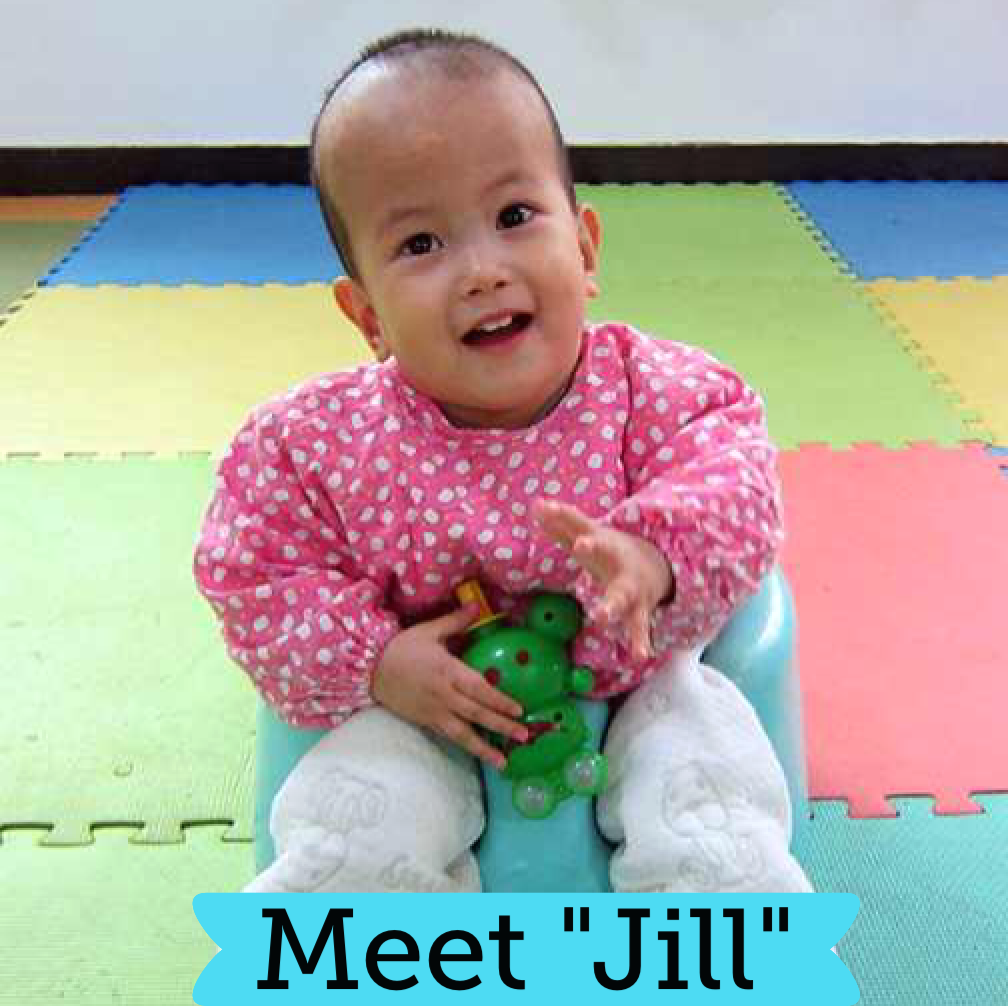 Jill Waiting Child China