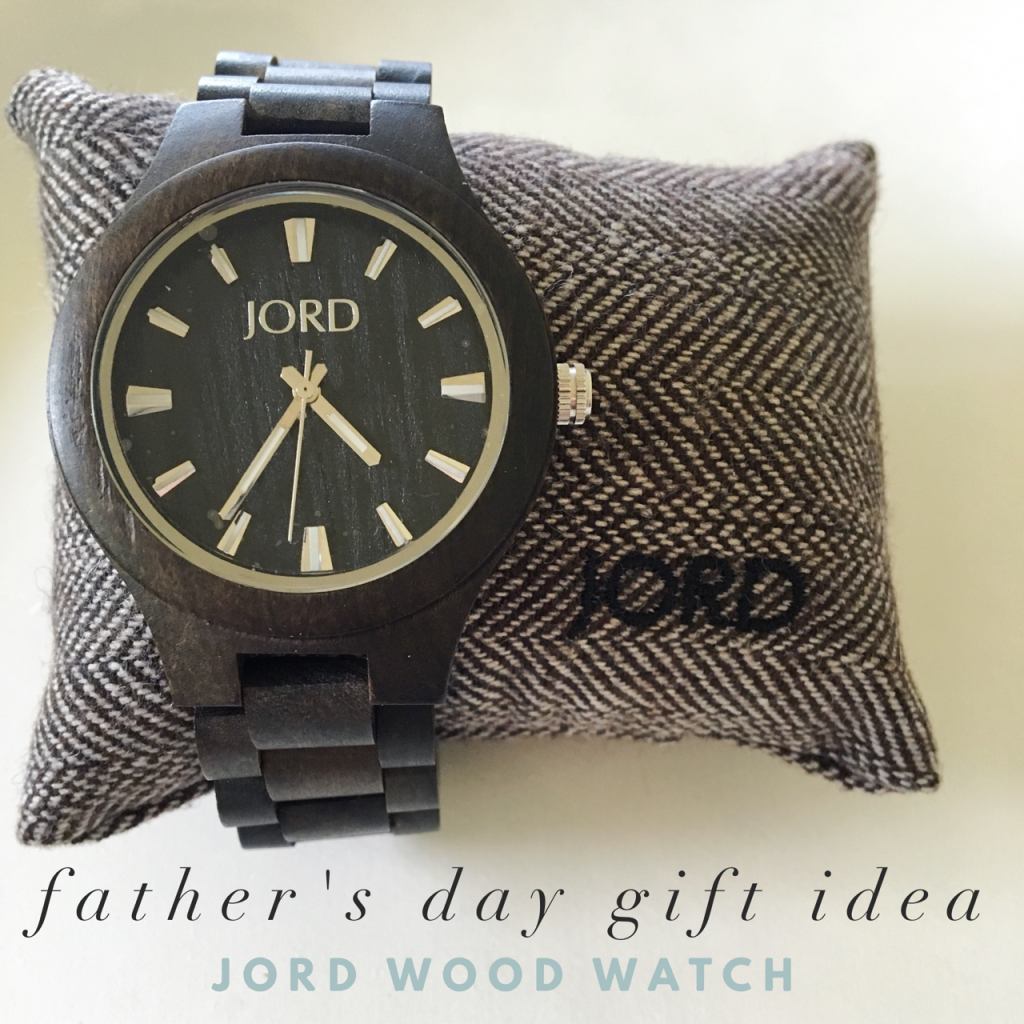 JORD Wood Watch Father's Day