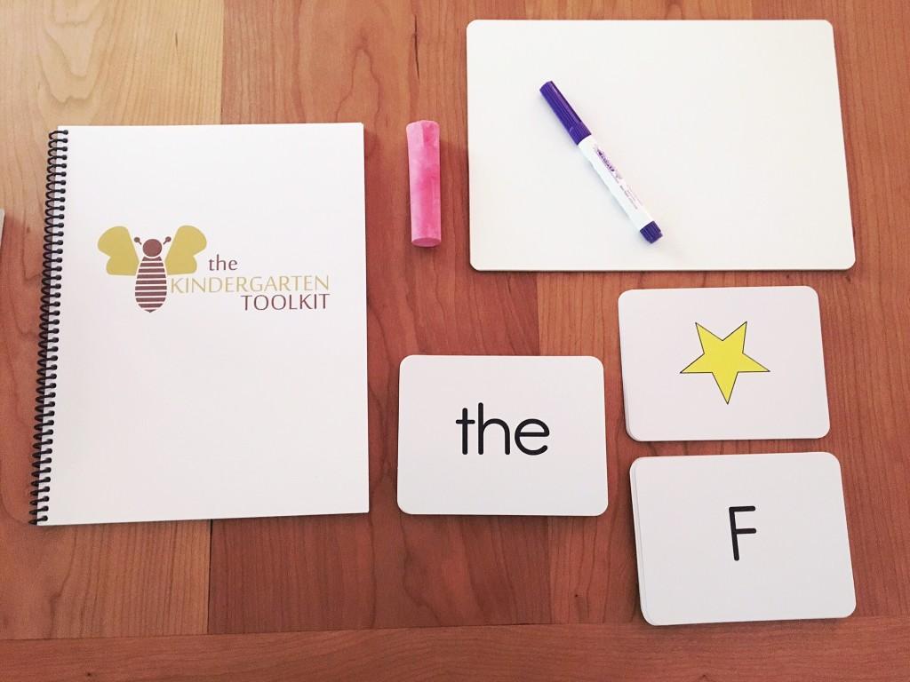 Kindergarten Tool Kit
