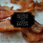 No Mess Bacon