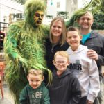 Breakfast with The Grinch at Gaylord Opryland
