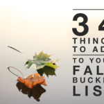 34 Things to Add to Your Fall Bucket List | MeghanTucker.com