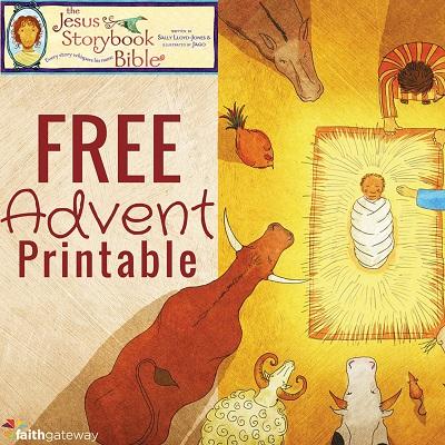 Jesus Storybook Bible Advent Study | MeghanTucker.com