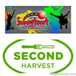Jumpstreet & Second Harvest