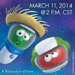 Veggie Tales Twitter Party