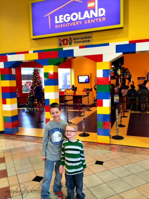 LEGOLAND Discovery Center Atlanta {review & giveaway}