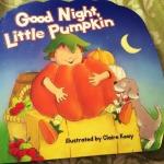 Good Night Little Pumpkin