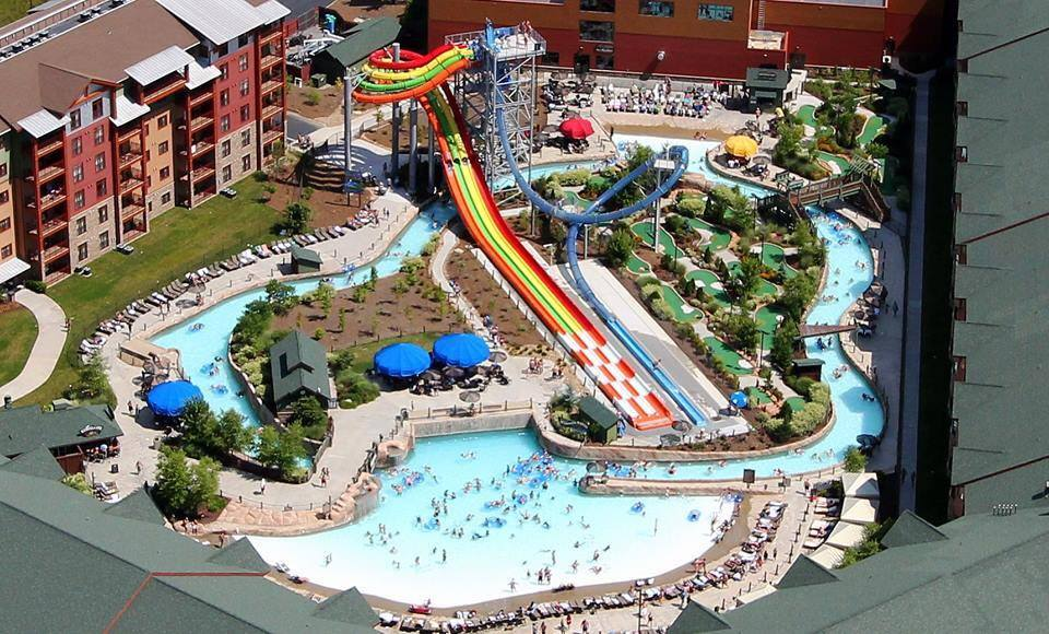 Wilderness At The Smokies Water Park Pass Givewaway