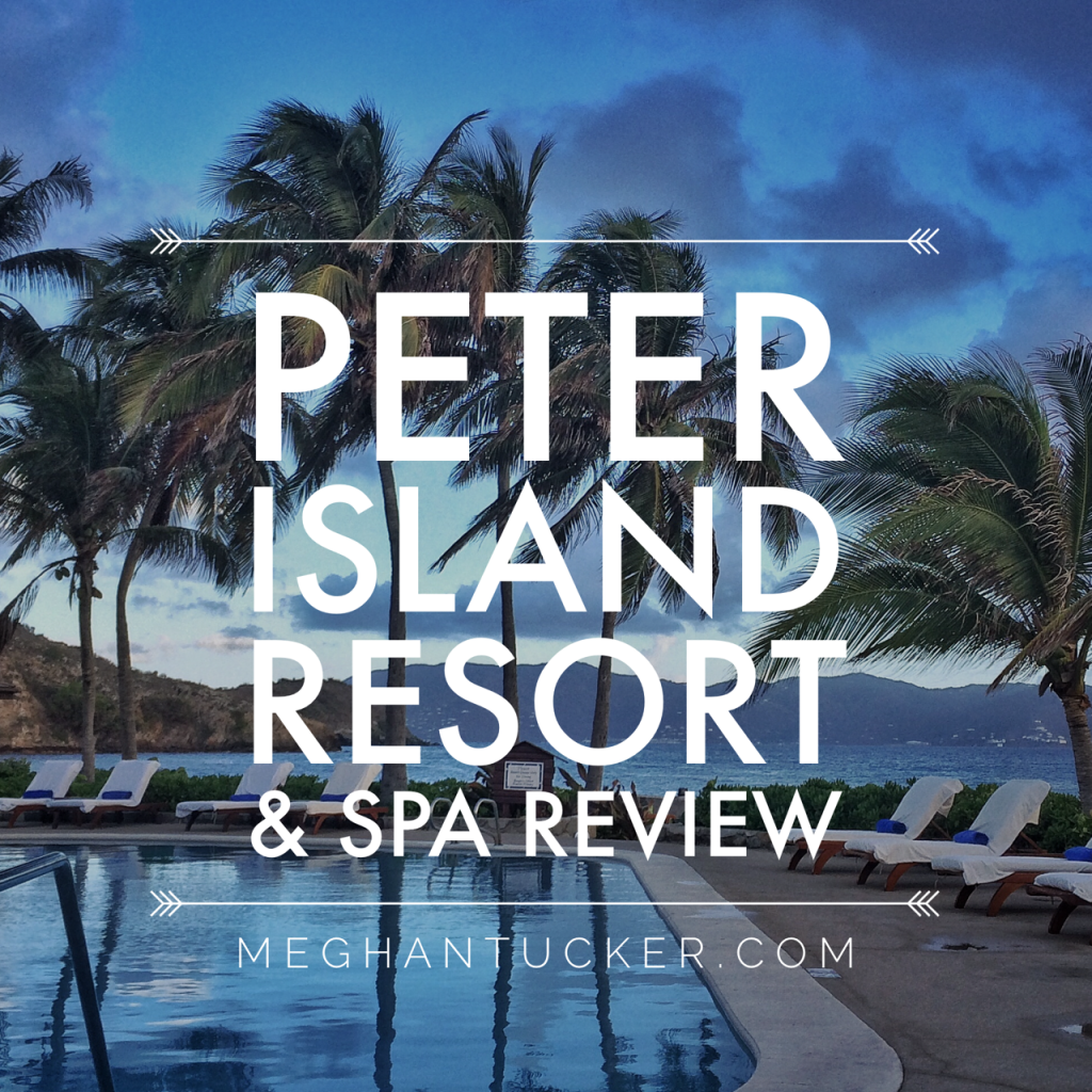 Peter Island Resort Spa Review